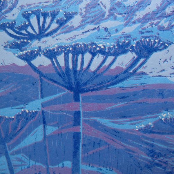 linocut for blog