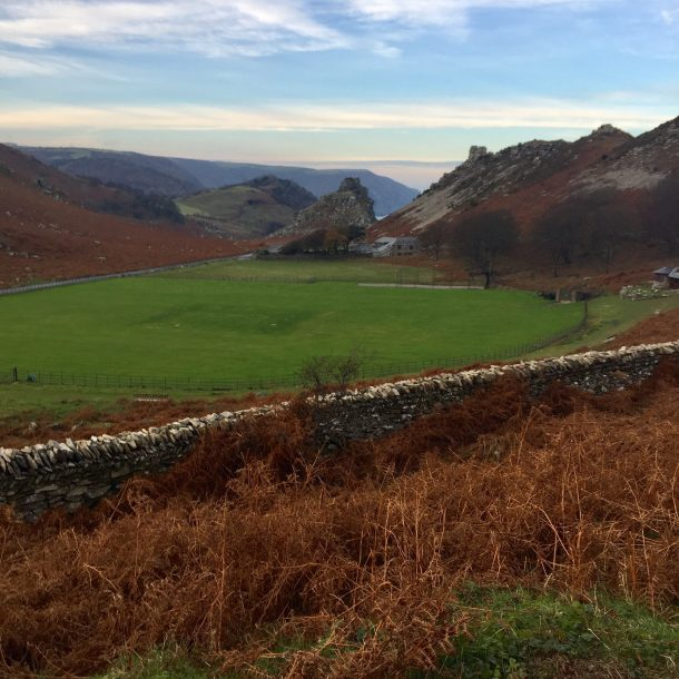 Spring Painting Weekend: 25-26 February 2017. Acrylics for Beginners in Lynton and the Valley of Rocks