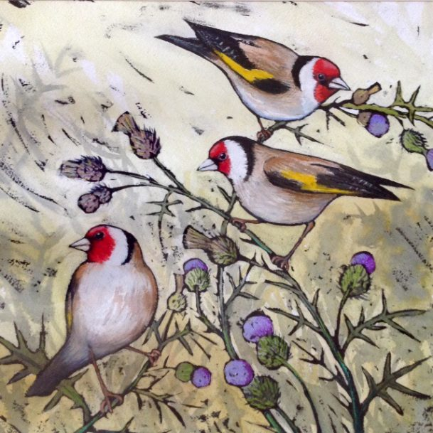 Sue Allen paintings as popular as ever!