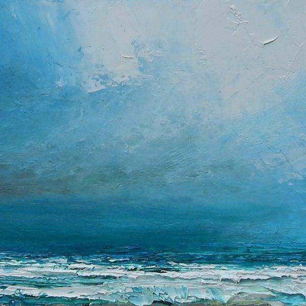 Morning tide by David Morgan