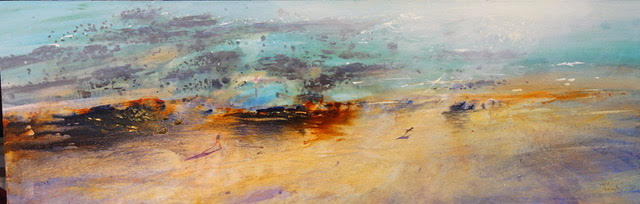 New John Boyd Paintings full of space and atmosphere